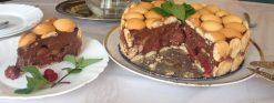 Nepečená čokoládová pudingová torta ! 3