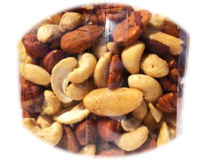 Zmes orechovych jadier od najtelo